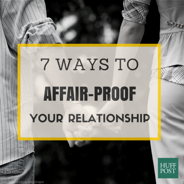 Affair proof your marriage expert